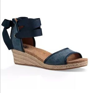 Ugg Amell wedge sandals